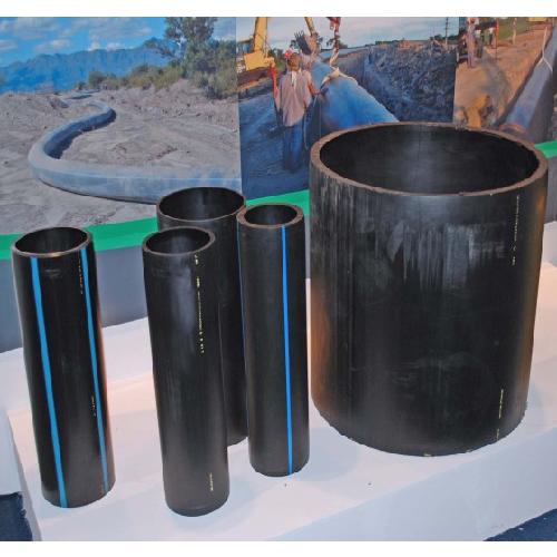 Tubos de polietileno de alta densidad pead 4 herraplas - Tubo de polietileno ...